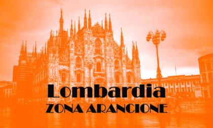 E' ufficiale: la Lombardia torna arancione da lunedì 12 aprile 2021