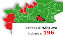 Lombardia verso la zona gialla ma la Provincia di Mantova è ancora sopra la soglia