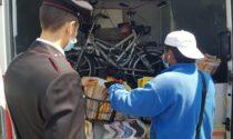 Manodopera clandestina, sanzione da 6mila euro per un'attività di volantinaggio