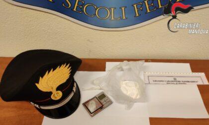 Operaio-spacciatore scoperto con 41 grammi di cocaina nascosti in casa