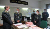 Il Comandante Regionale Lombardia della Guardia di Finanza in visita a Mantova
