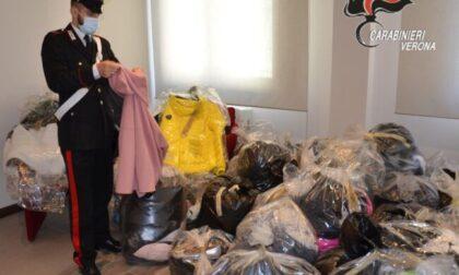 """Operaie """"infedeli"""" rubavano vestiti (per 300mila euro) dall'azienda per cui lavoravano"""