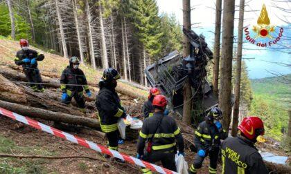Tragedia infinita al Mottarone, giornalista 52enne muore sul luogo dell'incidente