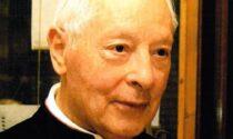 70 anni di sacerdozio di Monsignor Sergio Denti, affetto nella Rsa