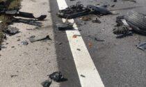 Incidente tra pullman e auto: A4 chiusa