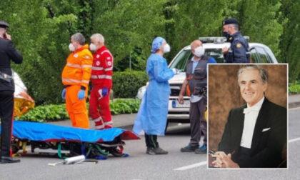 Morto in un incidente al confine col Mantovano il direttore d'orchestra Giacomo Zani