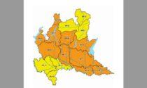 Rischio forti temporali, allerta meteo anche per domani nel Mantovano