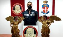 I Carabinieri restituiscono una coppia di statue lignee del XVI secolo trafugate 20 anni fa dalla chiesa