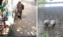 Oscura le telecamere con la bomboletta spray: denunciato studente 20enne