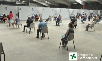 All'Hub di Viadana vaccinazioni anche senza prenotazione per gli over 60