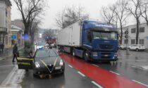 Gasolio agricolo utilizzato indebitamente, sequestrati camion e 24mila litri