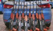 Controllo porti d'arma da fuoco, a Mantova la Polizia trova una bomba a mano