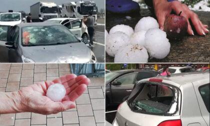 Nubifragio: 50 milioni di danni nel Mantovano