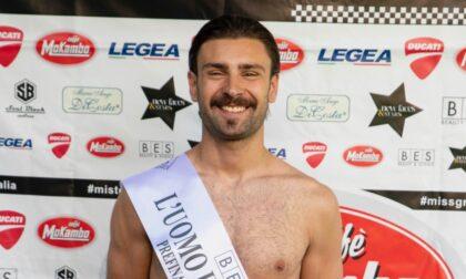 Davide De Filippo, da Suzzara alle prefinali di Mister Italia