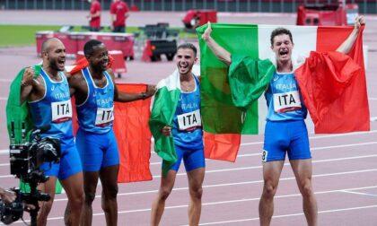 Italia nella storia! Medaglia d'oro nella staffetta 4x100 alle Olimpiadi di Tokyo