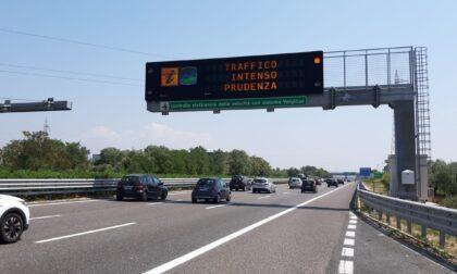 Weekend di Ferragosto, previsto traffico intenso: le tratte da bollino rosso