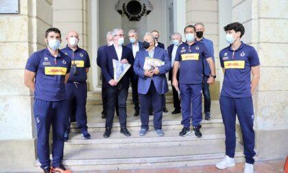 Gli azzurri di nuovo a Mantova, il 25 e il 26 agosto le amichevoli con il Belgio