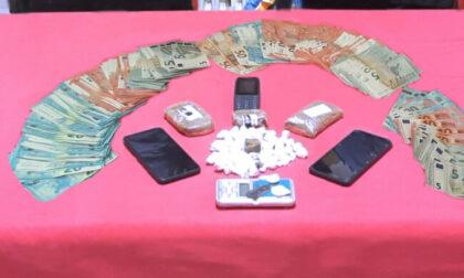 Sposini novelli col gusto del business: 18mila euro in cinque mesi grazie alla droga