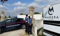 Chiuso ancora una volta il Madera Club dai Carabinieri di Castel Goffredo