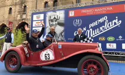 Gran Premio Nuvolari, una coppia padre e figlio vince la 31° edizione