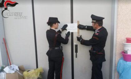 Caporalato e sfruttamento del lavoro, i militari mantovani sospendo un'azienda