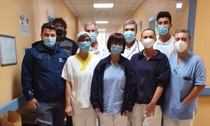 Al via la prima fase dei lavori all'ospedale di Asola