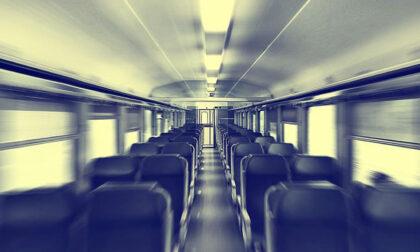 Fuma sul treno, parte il sistema antincendio e si allaga la carrozza